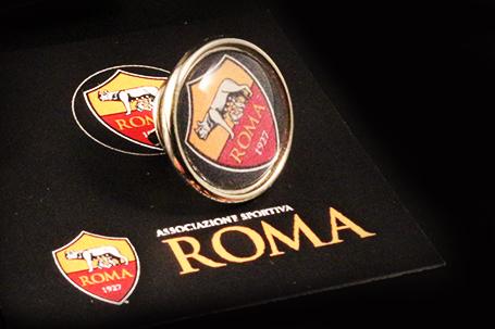 Pins AS Roma 2013,
